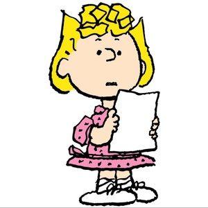 Other - Sally checks her Poshmark list.